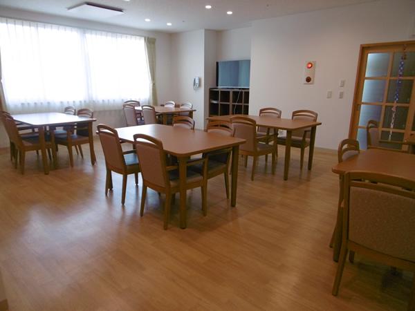 喫茶ホール